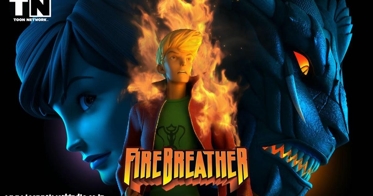 Firebreather HINDI Full Movie HD 2010  Toon Network